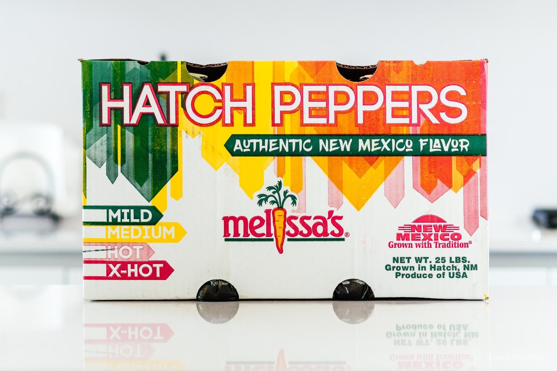 Qué hacer con Hatch Chiles  www.iamafoodblog.com