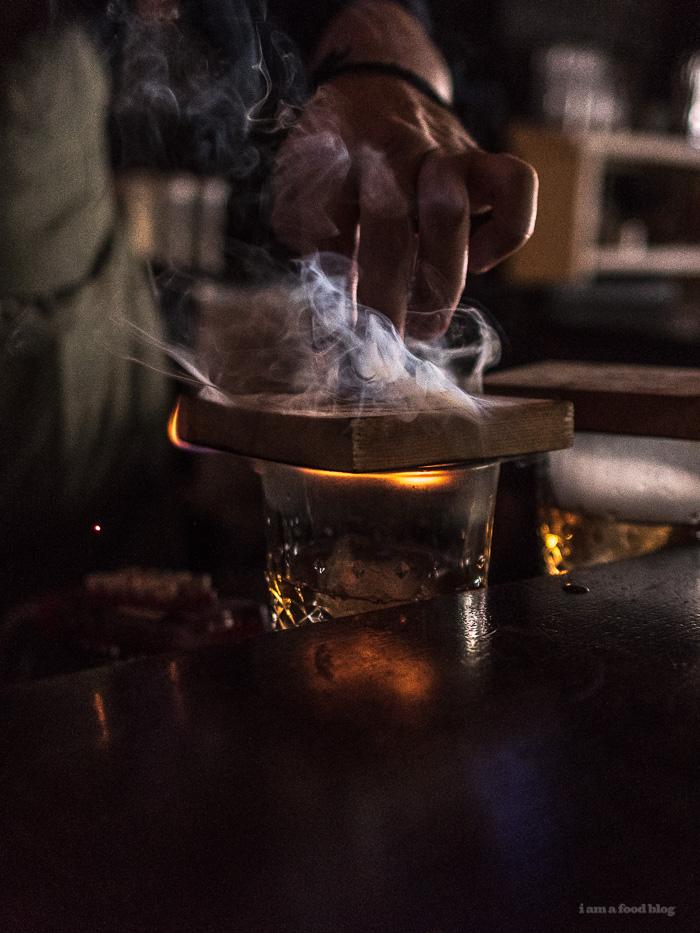 El sabor de la aventura de Banff - Destilería del parque - www.iamafoodblog.com